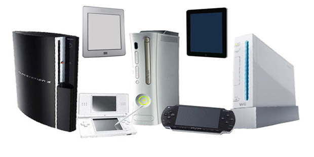 Reparación Consolas y Tabletas